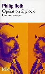 Opération Shylock - Une confession de Philip Roth