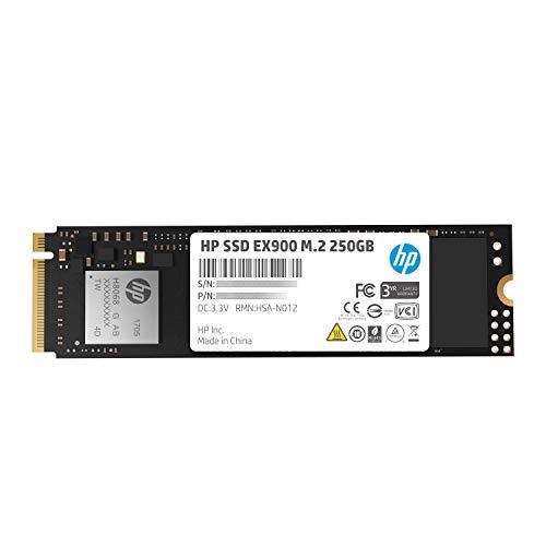 HP EX900 M.2 NVMe 250GB