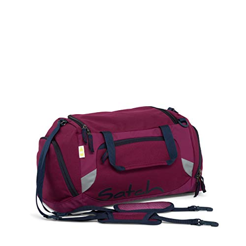 Satch Sporttasche - 25l, Schuhfach, gepolsterte Schultergurte - Pure Purple - Lila