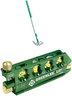 Greenlee 840FH Iron Hand Bender Head With Handle For 1/2