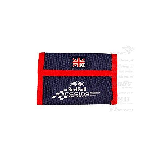 Red Bull Racing Pepe Jeans London Wallet, Geldtasche, Geldbeutel, F1 Team, Ricciardo Verstappen