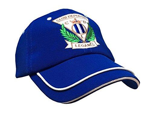 CD Leganés gorleg Cap, blauw/wit, eenheidsmaat