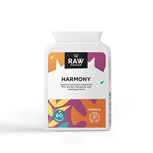 Harmony. Women's Hormonal Support for PMS, Menopause, Infertility, Irregular Ovulation & Missed Periods