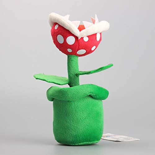 dongdada Super Mario Bros Blume Piranha Pflanze Weiche Plüsch Spielzeug Gefüllte Puppen8 20 cm Kinder Geschenk