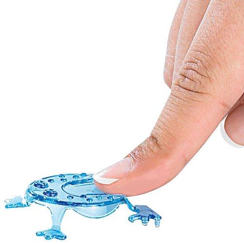 Playtastic NC-1625 Frosch Jumping Frog Jeu de Grenouille Bleu
