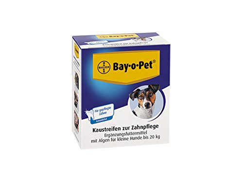 Elanco Deutschland GmbH -  BAY O PET Zahnpflege