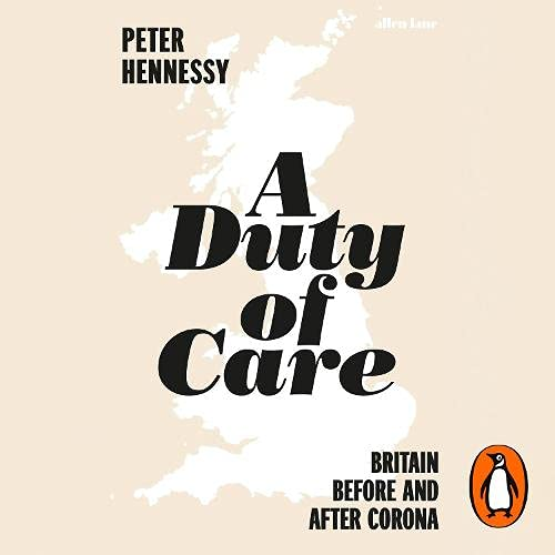 A Duty of Care cover art