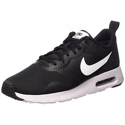 Nike Air Max Tavas Zapatillas de running, Hombre, Negro / Blanco (Black/White-Black), 40 EU