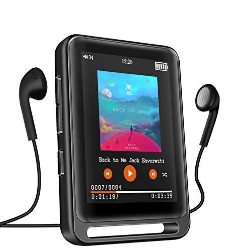 MP3 Player, 16GB Bluetooth MP3 Player mit 2.4