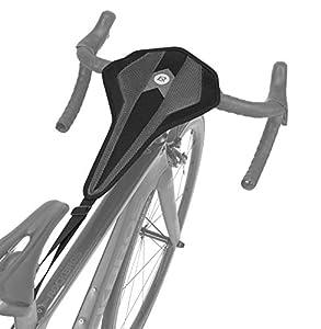 ROCKBROS Protezione Antisudore per Bici a Rete Protezione Antisudore per Telaio per Allenamento (Modello D)