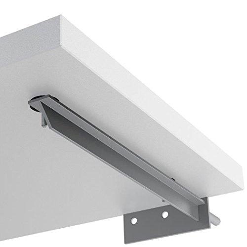 Konsolenträger für Waschtisch (für 500 mm Tiefe Waschtische) Paarweise