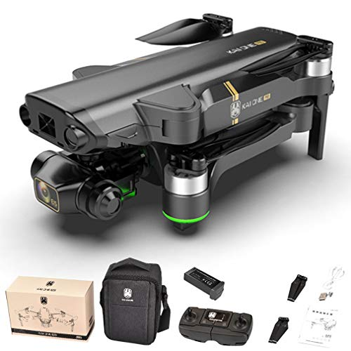 bansd 1 / KAIONE Armatura Macchina Completa a Tre Assi Gimbal Aereo Drone Scatola Colore Elettrico Singolo + Custodia