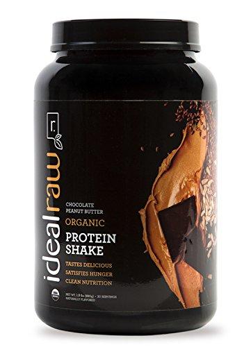 IdealRaw, Organic Protein Shake