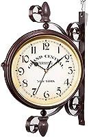 両面壁掛け時計、パディントン駅時計、屋内&屋外用装飾用壁掛け壁掛け