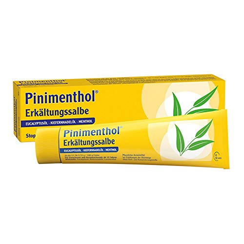 Pinimenthol Erk�ltungssalbe, 100 g