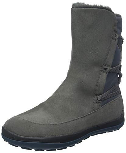 Camper Peu Pista, Botas altas para Mujer, Gris (Medium Gray 030), 37 EU