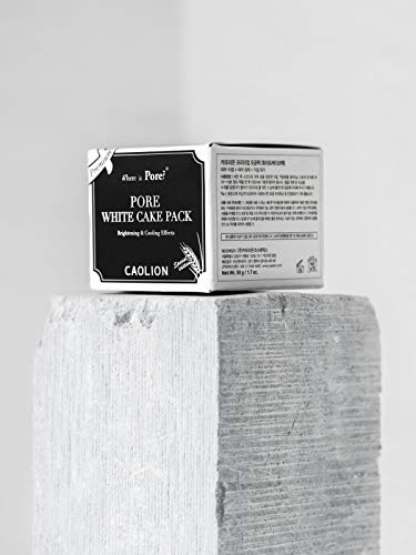 Caolion Pore White Cake Pack