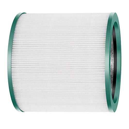 Filtro HEPA de N / A Yooria para Dyson Pure Cool Link Desk Hot + Ventilador limpiador de aire frío TP00/TP03/TP02/AM11