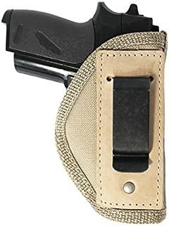 Barsony New Desert Sand Inside The Waistband Holster for Mini/Pocket .22 .25 .380