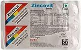 ZINCOVIT MULTIVITAMIN 15 TABLETS PACK OF 3 STRIPS (45 TABLETS)