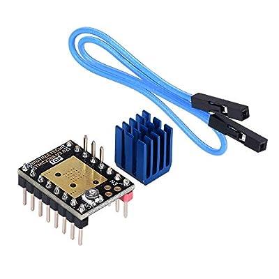 ILS - TMC2208 V3.0 UART Mode Stepper Motor StepStick Driver for 3D Printer Part Reprap