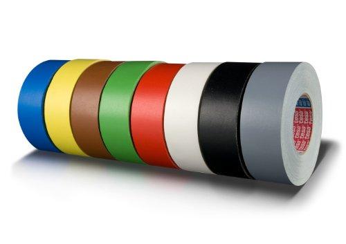 Tesa 4651 Gewebeband 15 x 50 m weiss
