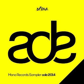Mona Records Sampler ADE 2014