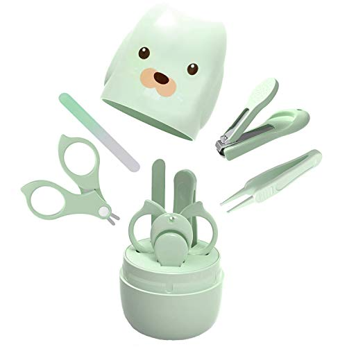 Baby Manicure & Pedicure Kit $7.49 (50% OFF)