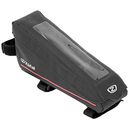 Zefal Unisex– Erwachsene Rahmentasche-2701713801 Rahmentasche, schwarz, 160x45x70mm