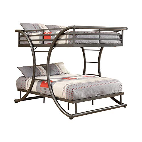 heavy duty bunk bed for overweight people