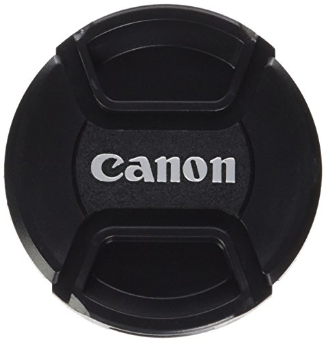 Generic 58mm Lens Cap For Canon Replaces E-58 II - Black