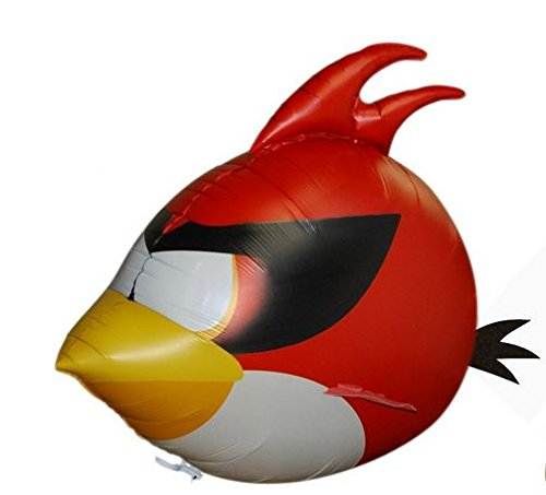 Air Swimmers – Angry Birds Space – Super Red Bird Volant Radiocommandé (Import Royaume-Uni)