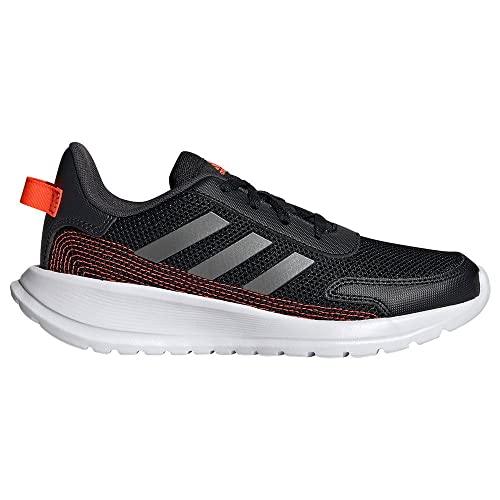 adidas TENSAUR Run K, Zapatillas de Running, NEGBÁS/HIEMET/Carbon, 36 EU
