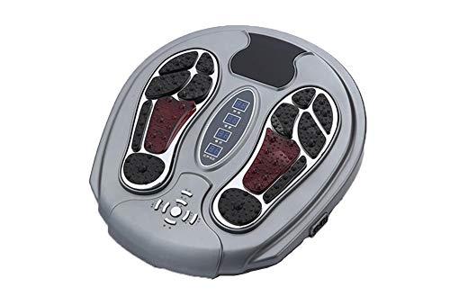 RUIXFFO EinstellbarFussmassagegerät: Fußreflexzonen-Reizstrom-Massagegerät mit Infrarot-Tiefenwärme,Verbesserung der Durchblutung, Entspannen Sie Sich