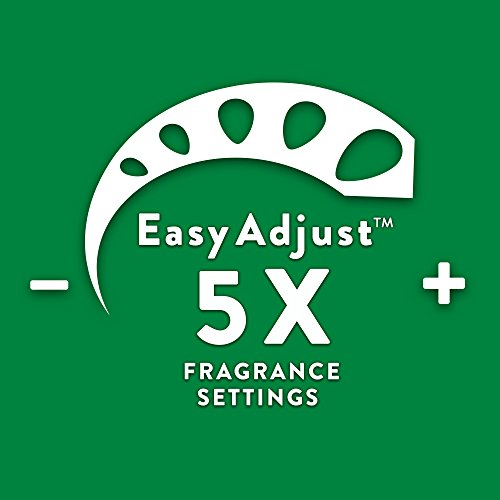 Air Wick plug in Scented Oil 12 Refills, Cold Stone Creamery Vanilla Bean , (6x2x.67oz), Essential Oils, Air Freshener