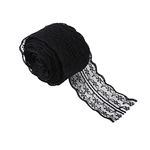 2 Yd environ 1.83 m vintage ST festonné broderie tissu de coton crochet dentelle Largeur 2.5 cm