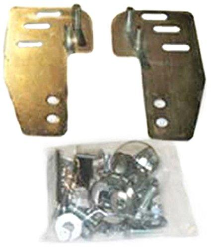Performance  Accessories  60023 Dodge  PU  Rear  Bumper Brackets  For  2'/3'  Lift  1994-2000