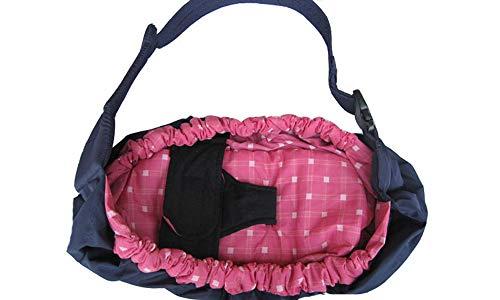 TENDUAGEN Porte bébé - écharpe de portage pour bébé-Les mains de la mère libératrice (A)