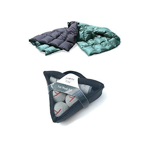 Yeti Duvet Packable Down Blanket ascot/ brit