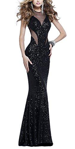 Purpura Erizo -  Vestito  - Donna nero XX-Large