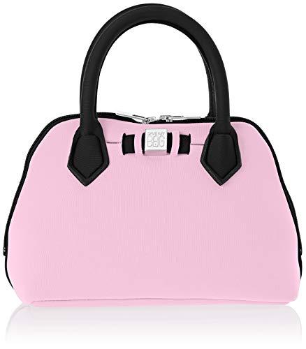 save my bag Princess Mini, Borsa a Mano Donna, Rosa/Hollywood, 25x19x12 cm (W x H x L)