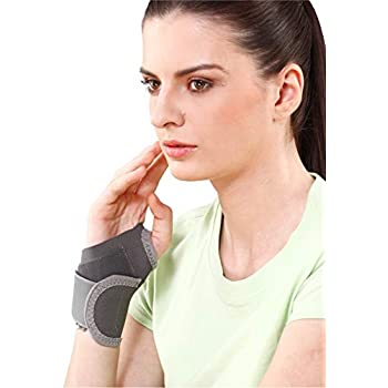 Tynor Wrist Brace With Thumb(Compression,Immobilization,Pain Relief)-Universal Size