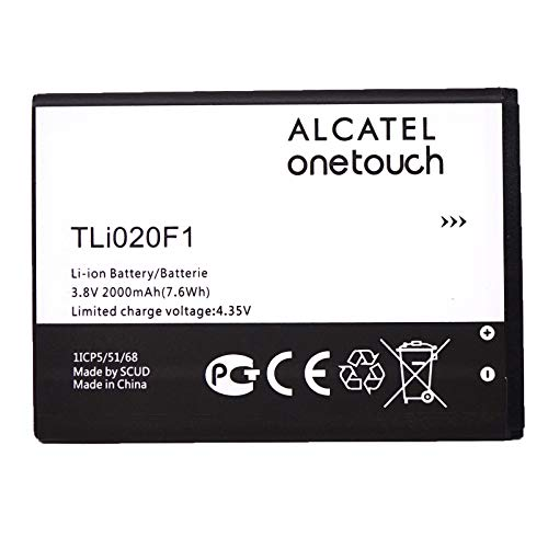batería Original Alcatel Bulk 2000mAh PR OneTouch Pop C7Pop 2Idol 2tli020°F1