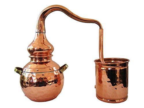Dr. Richter Destille Alambic Classico, Schnapsbrennen, 0,5 Liter