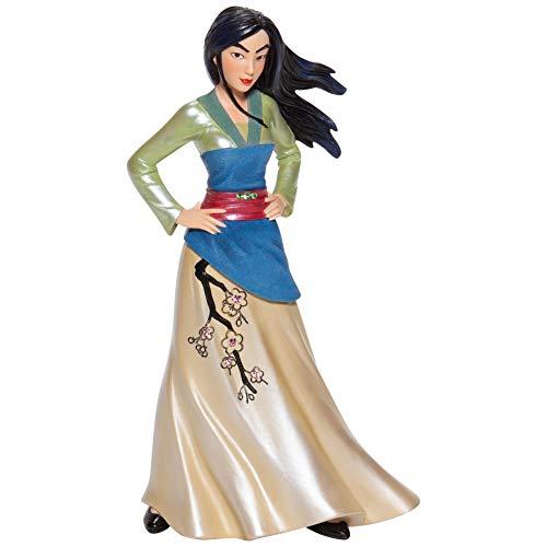 Disney Showcase, Figura de Mulán, para coleccionar, Enesco