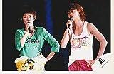 櫻井翔&相葉雅紀(嵐) 公式生写真/嵐ロゴ・ARASHIC 2006・マイク持ち