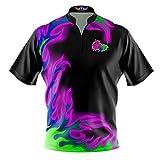 Logo Infusion Bowling Dye-Sublimated Jersey (Sash Collar) Style 0509LI (XL)