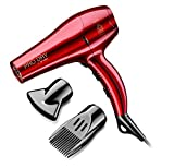 Andis 1875W Tourmaline Ceramic Ionic Pro Dry Professional Hair Dryer With 3 Heat