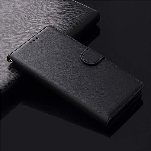 RZL Teléfono móvil Fundas para iPhone 12/12 Pro/Pro 12 MAX 12 Mini, de Lujo de la PU Funda de Cuero con Ranuras para Tarjetas tirón de la Carpeta para el iPhone Pro 11/11 Pro MAX
