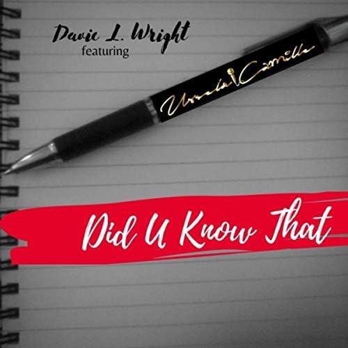 Davie L. Wright feat. Ursela Camille